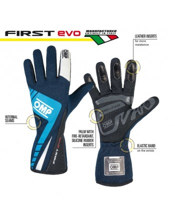 FIRST EVO GLOVES