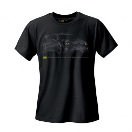 "T-SHIRT ""RALLY"" NERA"