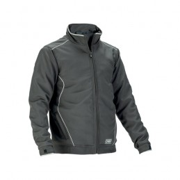 SOFTSHELL ANTRACITE/NERO...