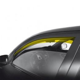 Deflettori fissaggio con biadesivo Octavia dal 2004 - 2012 porte 4