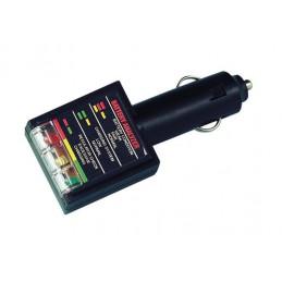 LAM-74060 - Tester a led per batteria 12V