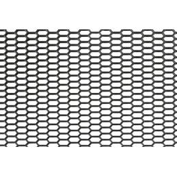 LAM-04607 - Original-Look  griglia aerazione in PP - Esagono fine 8x18 mm - 120x