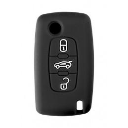 Cover per chiavi auto  conf. singola - Citroen  Fiat  Lancia  Peugeot - 1