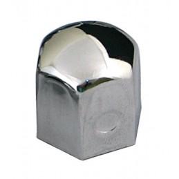 Chromed Caps  copribulloni in acciaio cromato -   19 mm