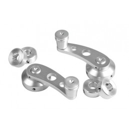 Racing Levers - 6 cm - Alluminio
