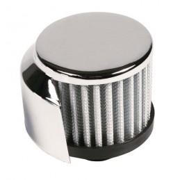 Filtro aria cilindrico   12 mm con protezione calore