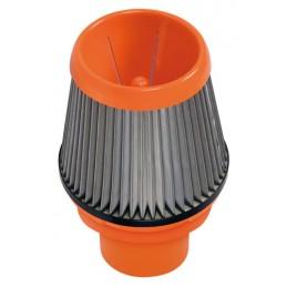 Super-Charge  filtro aria sportivo ad alte prestazioni in acciaio inox