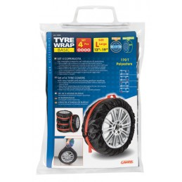 Tyre Wrap Basic - Set 4 copriruota - L - 13 -19