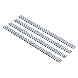 Flex Deco  strisce cromate flessibili  4 pz