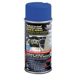 Vernice spray effetto pelle di bufalo - Blu