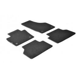 Set tappeti su misura in moquette - Nero -  Audi Q3 (10 11 01 15) -  Audi Q3 (02 15 12 18)