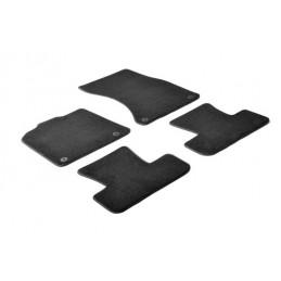 Set tappeti su misura in moquette - Nero -  Audi Q5 (11 08 02 17)