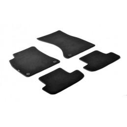 Set tappeti su misura in moquette - Nero -  Audi A5 Cabrio (03 09 02 17) -  Audi A5 Coupè 2p (06 07 08 16) -  Audi A5 Sportback