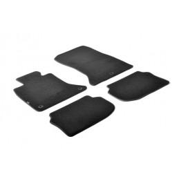 Set tappeti su misura in moquette - Nero -  Bmw Serie 5 (F10) 4p (01 10 01 17) -  Bmw Serie 5 Gran Turismo (F07) 4p (09 09 07 17