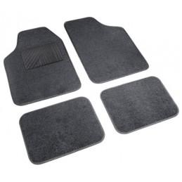 Cosmo  serie tappeti in moquette universali  4 pz - Antracite