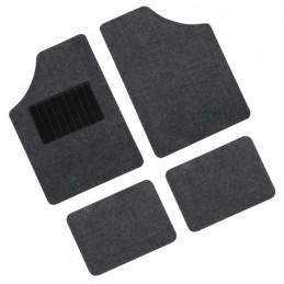 Gran Prix  serie tappeti universali in moquette 4 pezzi