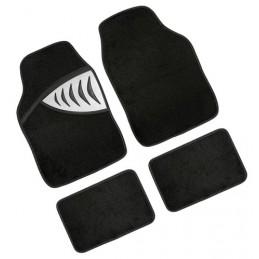 Exus  serie tappeti universali in moquette 4 pezzi