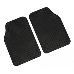 Drena 2  coppia tappeti anteriori universali - Nero
