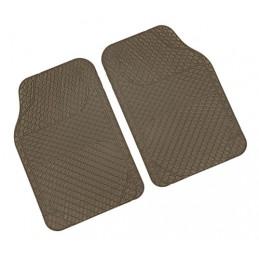 Drena 2  coppia tappeti anteriori universali - Beige