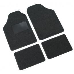 Supra  serie tappeti 4 pezzi - B - Antracite