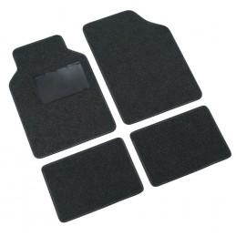Supra  serie tappeti 4 pezzi - C - Antracite