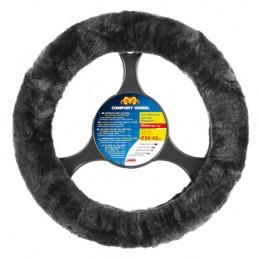 Comfort Wheel  coprivolante elasticizzato - Antracite -   36-42 cm