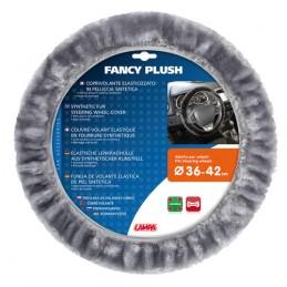 Fancy Plush  coprivolante elasticizzato - Grigio -   36-42 cm