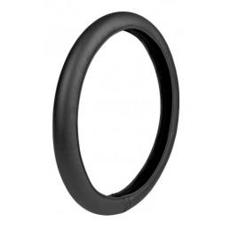 Skin-Cover  coprivolante elasticizzato - Nero - M -   38 40 cm