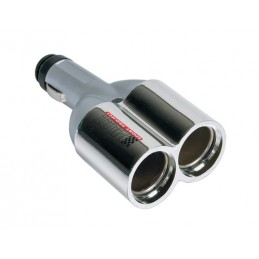 Dual-Muffler  presa corrente doppia 12 24V