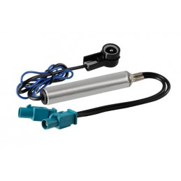 Adattatore antenna doppio FAKRA maschio ISO maschio - 36 5 cm