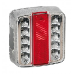Full-Led  fanale posteriore a 14 Led  12V