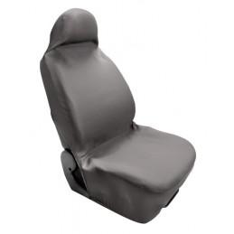 Quick Cover  coprisedile elasticizzato anteriore - Grigio