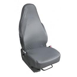 Easy Cover  coprisedile anteriore elasticizzato - Grigio