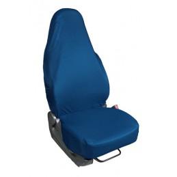 Easy Cover  coprisedile anteriore elasticizzato - Blu