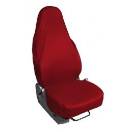 Easy Cover  coprisedile anteriore elasticizzato - Rosso