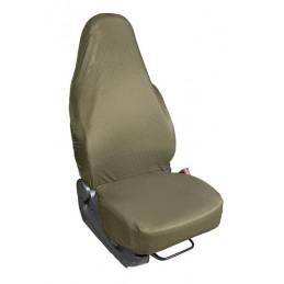 Easy Cover  coprisedile anteriore elasticizzato - Beige