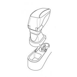 Attacco bracciolo -  Hyundai Accent (04 06 12 09)