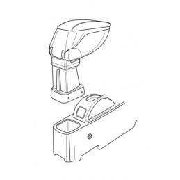 Attacco bracciolo -  Opel Agila (Solo versioni diesel) (05 00 01 08)