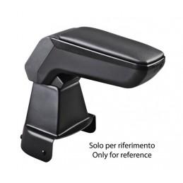 Armster S  bracciolo su misura - Nero -  Fiat Panda (Tranne mod. Dynamic) (09 03 01 12) -  Fiat Panda 4x4 (09 04 12 13) -  Fiat