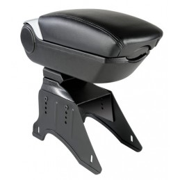 Premium  bracciolo 3 funzioni con doppio sistema di fissaggio e connessione USB  12V  - Silver