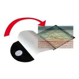 Sicuro  porta certificato adesivo