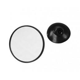 Specchietto retrovisore rotondo con ventosa -   80 mm