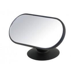 Specchietto retrovisore piano - 120x60 mm