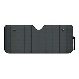 Scudo termico per parabrezza - Nero opaco - L - 72x145 cm