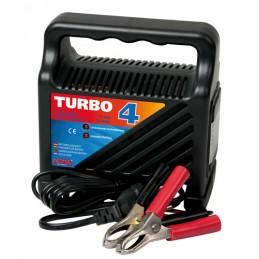 Turbo 4 A  caricabatteria 12V