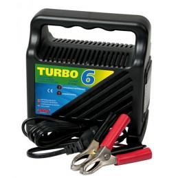 Turbo 6 A  caricabatteria 12V