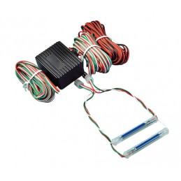 Safety Car Strobo Lights II Serie  12V - Blu