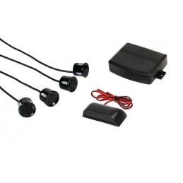 Setay W4  kit 4 sensori parcheggio con display wireless  12V