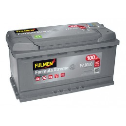 Batteria 12V - Fulmen Formula Xtreme - 100 Ah - 900 A