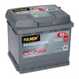 Batteria 12V - Fulmen Formula Xtreme - 53 Ah - 540 A